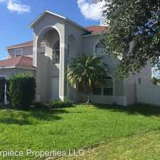Rental info for 806 Provence Way