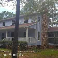 Rental info for 3820 Oak Hill Road
