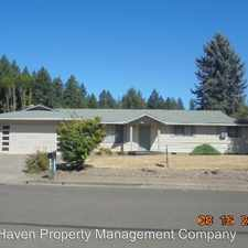 Rental info for 240 NE Kingwood St. in the McMinnville area