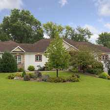 Rental info for Lovely 4BR Prior Lake Home on 2.5 acre lot