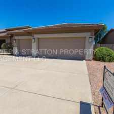 Rental info for 26619 N 46TH PL - 4BR 2.5BA Tatum/Jomax - ABSOLUTELY BEAUTIFUL SINGLE LEVEL HOME WITH PEBBLETEC POOL! WASHER/DRYER, REFRIGERATOR INCLUDED! WILL NOT LAST LONG! CALL TODAY!