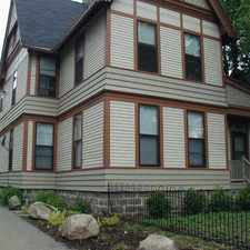 Rental info for 1014 S. Park Street in the Kalamazoo area