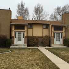 Rental info for 7094 Terrell Circle in the Midvale area