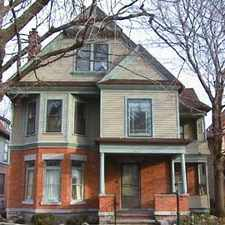 Rental info for 272 Alexander Street in the Rochester area