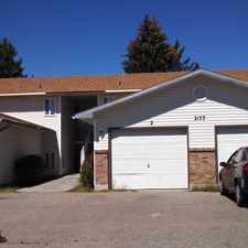 Rental info for 2153 Stace