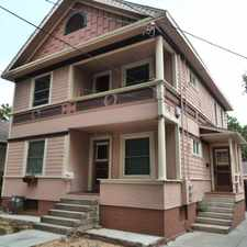 Rental info for 322 N 4th Street in the San Jose area