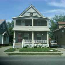 Rental info for 13409 Harvard Ave. in the Cleveland area