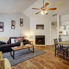 Rental info for 6408 Burns St in the Austin area