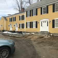 Rental info for 73 Central St in the Fitchburg area