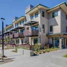 Rental info for FiftyOne Baltimore at The Crossroads in the San Diego area