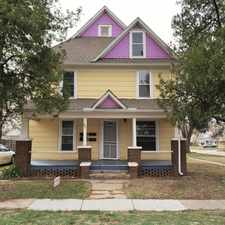 Rental info for 801 S Millwood in the Stanley-Aley area