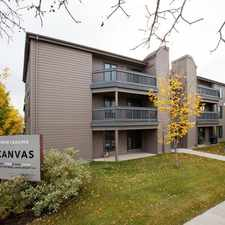 Rental info for Canvas in the Regina area