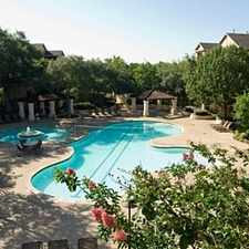 Rental info for Camden Stoneleigh in the Austin area