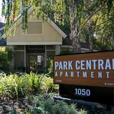 Rental info for Park Central in the San Jose area