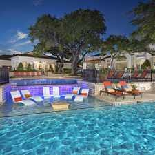 Rental info for Villas Of Vista Del Norte in the Vista Del Norte area