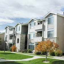 Rental info for Pavilions at Silver Sage Apartments
