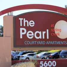 Rental info for The Pearl At Spring Creek Apartment Homes