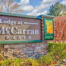 Rental info for The Lodge at McCarran Ranch Apartment Homes in the Reno area