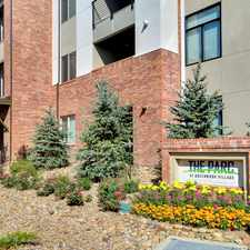Rental info for The Parc at Greenwood Village in the Denver area