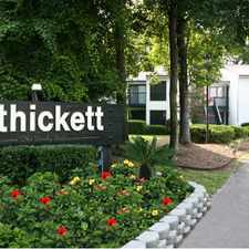 Rental info for Thickett