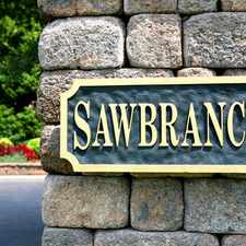 Rental info for Sawbranch in the Summerville area