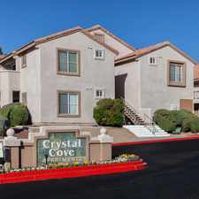 Rental info for Crystal Cove in the Las Vegas area