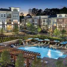 Rental info for The Meridian at Lafayette