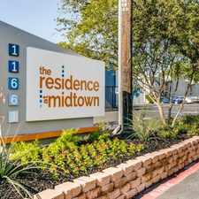 Rental info for Residence at Midtown in the 75234 area