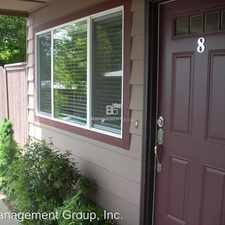 Rental info for 1045 SW Bertha Blvd #8 in the South Burlingame area