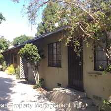 Rental info for 2519 1/2 Griffith Park Blvd in the Silver Lake area