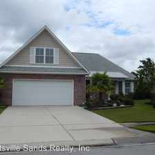 Rental info for 318 St. Kitts Way