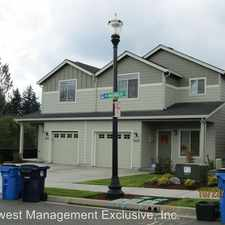 Rental info for 2465 NW Magnolia St. in the Camas area