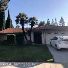 Rental info for 18900 Kirkcolm Ln. in the Porter Ranch area
