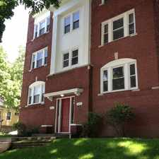 Rental info for 4201 Kenwood in the South Hyde Park area