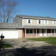 Rental info for Awesome Sycamore Duplex
