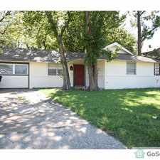 Rental info for 3 Bedroom Home in Moore in the Oklahoma City area