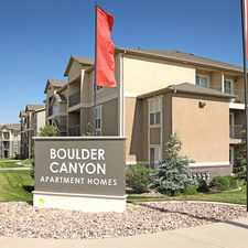Rental info for Boulder Canyon in the 84088 area