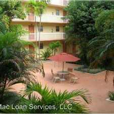 Rental info for 7705 Camino Real B 113