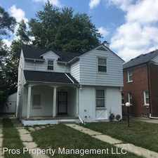 Rental info for 15901 Whitcomb
