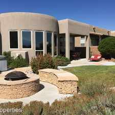 Rental info for 5115 San Adan Ave NW in the Taylor Ranch area