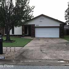 Rental info for 3101 S Oak Ave in the Tulsa area