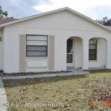 Rental info for 12454 Seagate Street in the 34608 area