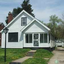 Rental info for Very nice house. Upstairs will be remodeled. Great neighborhood. Nice basement. screened in front porch. Please call for more details. 473-0787 ext 2 for Joanny or ext 1 for Amy or please call 365-2793. in the Algonquin area