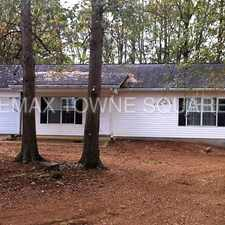 Rental info for Cute ranch style home located on almost an Acre!