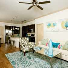 Rental info for Valencia Place
