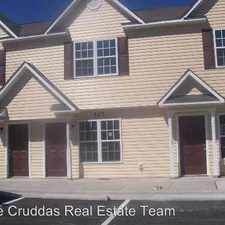 Rental info for 127 Cornerstone Pl. in the 28543 area