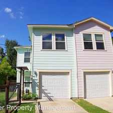 Rental info for 3000 Govalle Ave, Unit A in the Govalle area