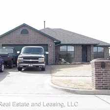 Rental info for 812 W. DOWDEN DRIVE in the Mustang area