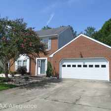 Rental info for 1320 NEW MILL DRIVE in the Chesapeake area