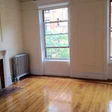 Rental info for Columbus Ave & W 82nd St in the New York area